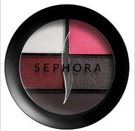 Make up Natale: il look Red Bird di Sephora