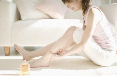 Cura piedi, pediluvio aromatizzato