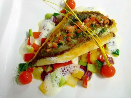 Ricette light: pesce S.Pietro al forno