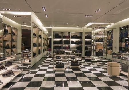 Prada apre una nuova boutique a Barcellona