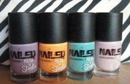 Smalto: i Nailed di Sleek