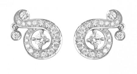 """Van Cleef & Arpels, linea gioielli """"Nid de Paradis"""""""