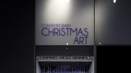 La Rinascente: vetrine di Natale artistiche a Milano