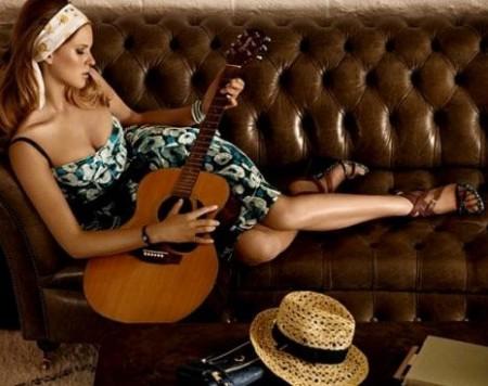 Louis Vuitton, campagna pubblicitaria collezione cruise 2011