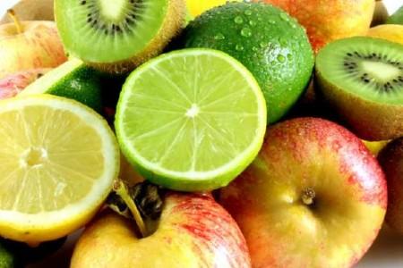 Frutta verdura porzioni giorno