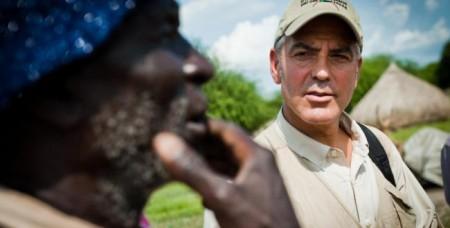George Clooney malato di malaria: l'attore l'ha presa in Sudan