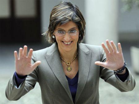 Giulia Bongiorno mamma: un maschietto per la deputata parlamentare