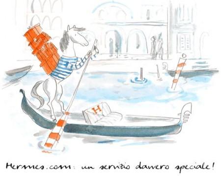 Hermès, finalmente apre l'online store italiano