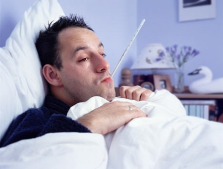 Influenza 2011: picco massimo previsto fra 31 gennaio e 13 febbraio