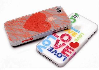 Muvit san valentino 2011 cover iphone