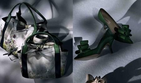 Valentino Garden Party borse dècolletè verdi