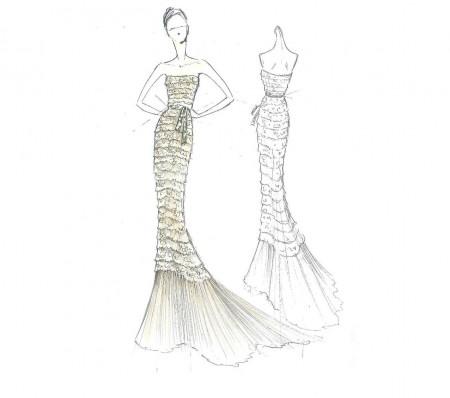 Sanremo 2011: Belen Rodriguez vestirà Alberta Ferretti la prima sera
