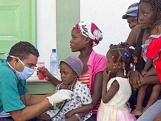 Haiti: emergenza colera ad un anno dal terremoto