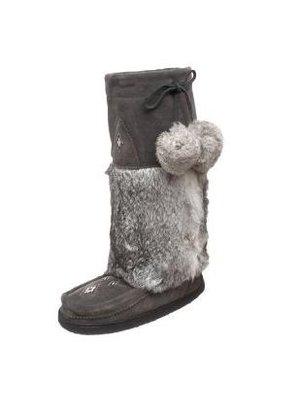 manitobah mukluks boot grigi
