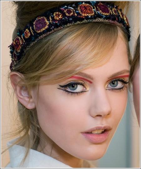 Trucco occhi: copia lo stile Chanel