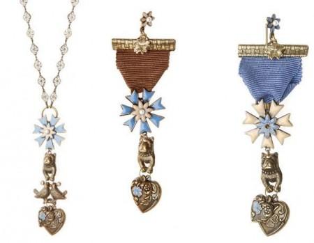 Comptoir des Cotonniers gioielli vintage per la bella stagione