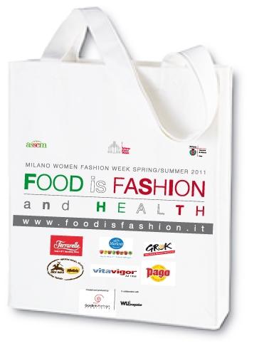 Food is fashion: la sana alimentazione durante la settimana della moda