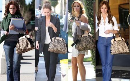 Jennifer Love Hewitt adora la sua borsa Valentino
