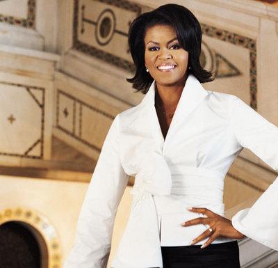 Michelle Obama promuove l'allattamento al seno contro l'obesità infantile