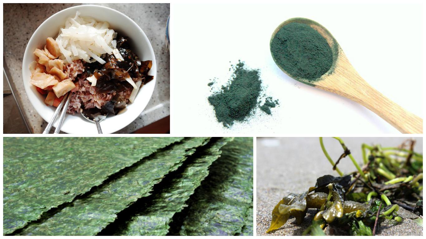 Alghe per dimagrire benefici consigli e usi in cucina pourfemme - Alghe in cucina ...
