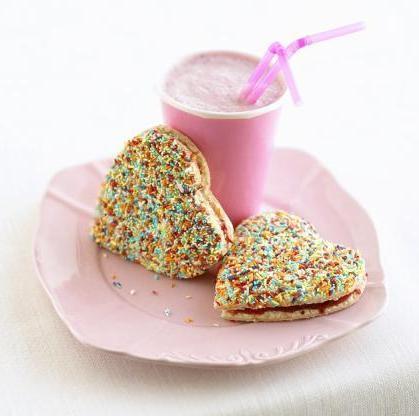 biscotti con zuccherini
