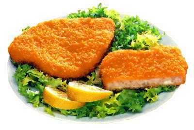 Ricette light: cotolette di pollo al forno
