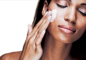 crema viso applicazione