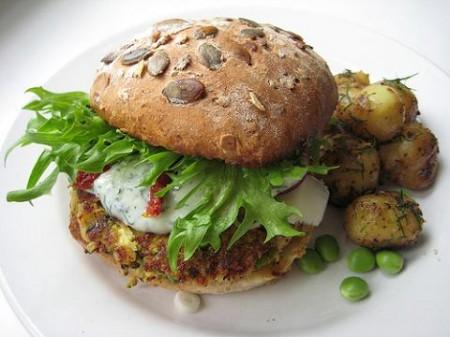 dieta ecologica menu