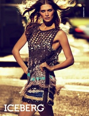 Iceberg: Moda Pour Femme alla sfilata di domani