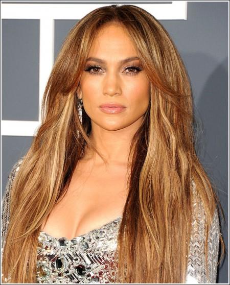 Star look: il make up di Jennifer Lopez ai Grammy Awards