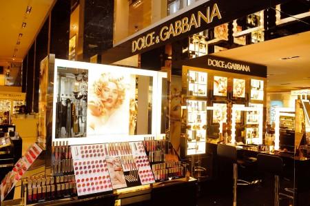 Make up, lezioni di trucco da Dolce&Gabbana a La Rinascente