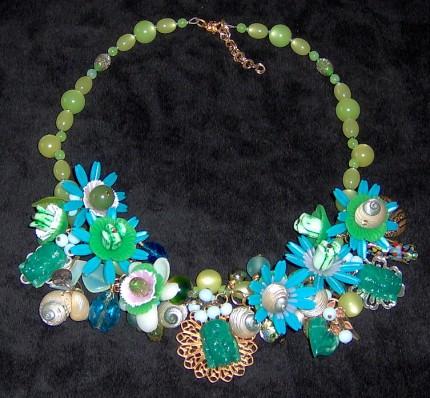moda anni 70 gioielli