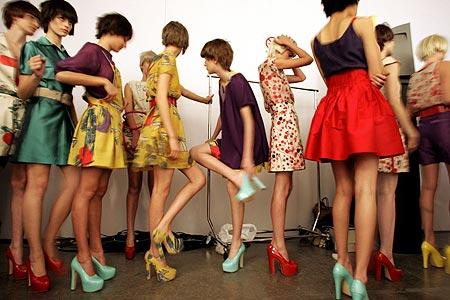 moda anni 70 scarpe