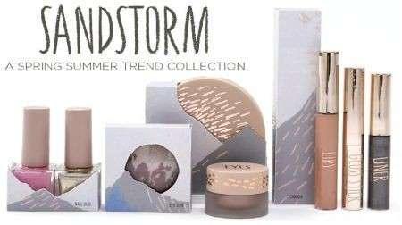 Topshop make up: la collezione Sandstorm