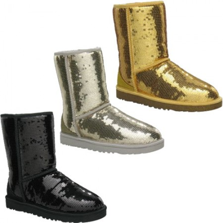 ugg milano paillettes
