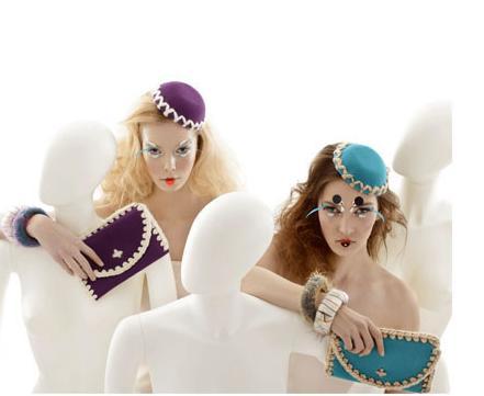 Alessandra Zanaria: collaborazione con Shu Uemura per l'advertising