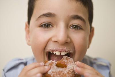 Alimentazione bambini zucchero