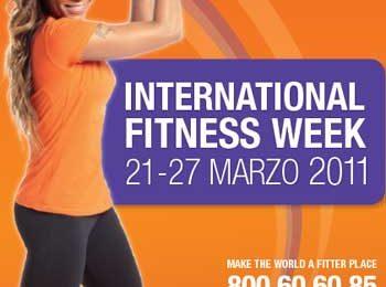 Settimana internazionale del fitness: Mel B invita a muoversi