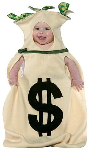 Bambini: quanto costano nel primo anno di vita?