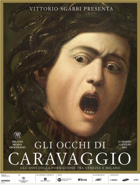 Mostre Milano: Gli occhi del Caravaggio, presentato da Vittorio Sgarbi