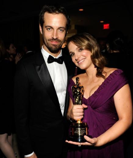 Natalie Portman: Benjamin Millepied sfaterà la maledizione da Oscar?