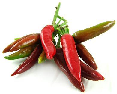 Perdere peso con il peperoncino