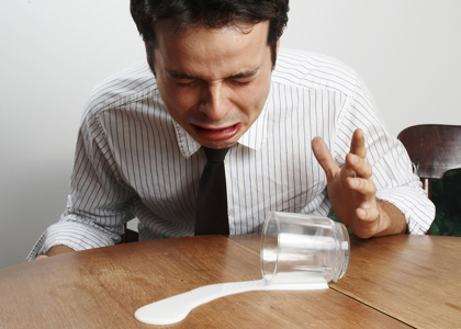 Sintomi intolleranza lattosio