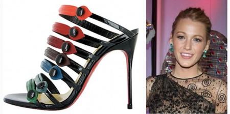 The Blake: la scarpa che Louboutin dedica a Blake Lively