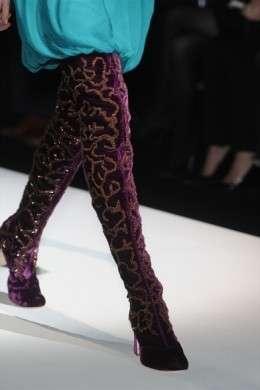 Milano Moda Donna: le scarpe più belle in passerella