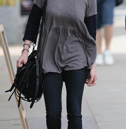 Borse Alexander Wang: Amanda Seyfried con la Kirsten Tote