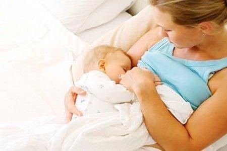 Con l'allattamento al seno i bambini sono più intelligenti