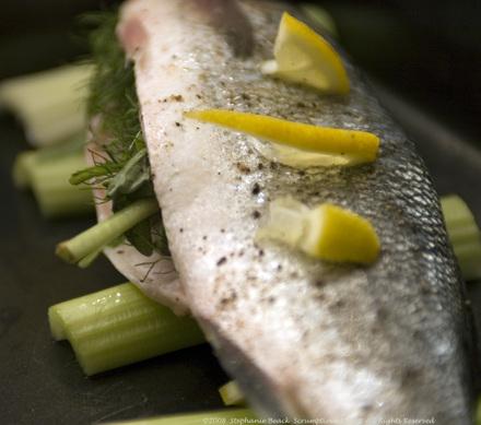 Pesce, come cucinare quello con la lisca
