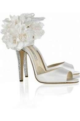 Scarpe sposa: le Aurora di Brian Atwood