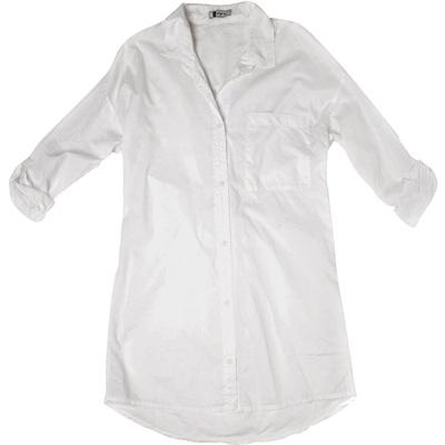 camicia bianca aniyeby corte